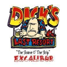 Dick's Last Resort | Excalibur Hotel & Casino