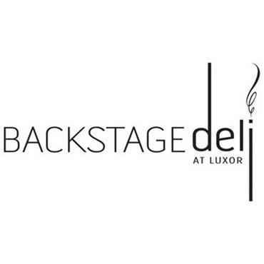 Backstage Deli | Luxor Hotel & Casino