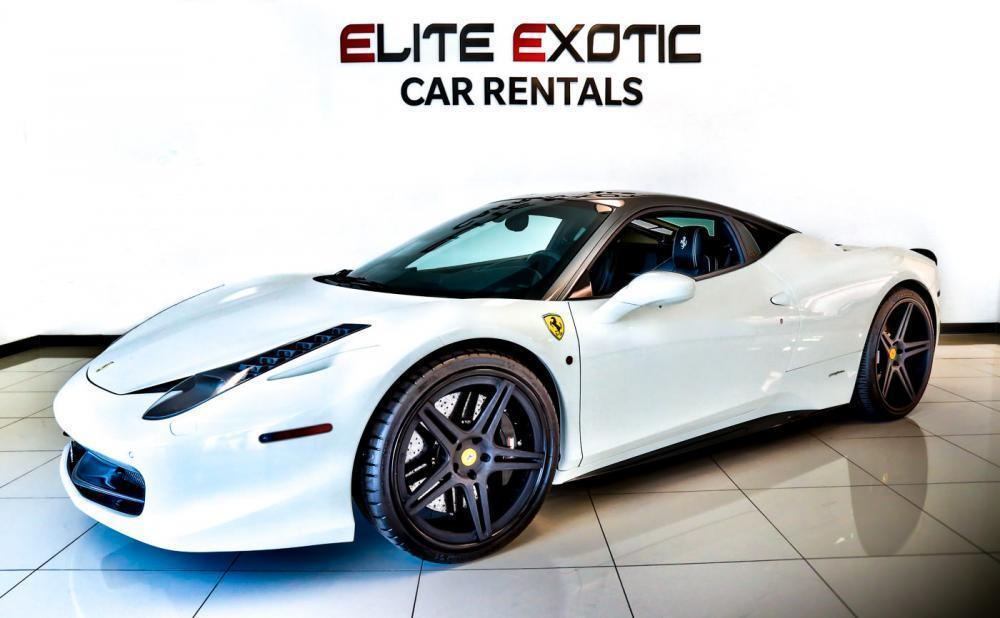 High End Rental Cars Las Vegas