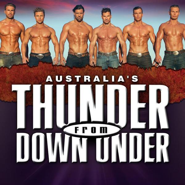 Australia's Thunder From Down Under | Excalibur Hotel & Casino