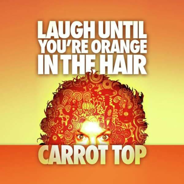 Carrot Top | Luxor Hotel & Casino