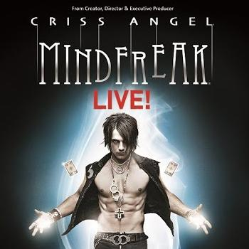 Criss Angel MINDFREAK | Luxor Hotel & Casino