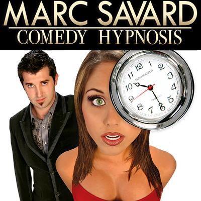 Marc Savard Comedy Hypnosis | Planet Hollywood