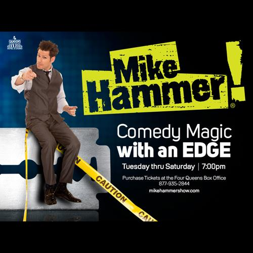 Mike Hammer | Four Queens