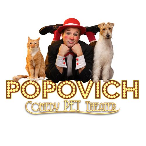 Popovich Comedy Pet Theater | Planet Hollywood