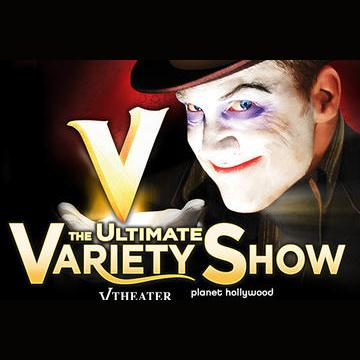 V - The Ultimate Variety Show | Planet Hollywood